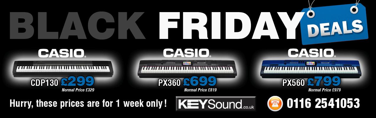 Black Friday Deals On Yamaha Keyboards