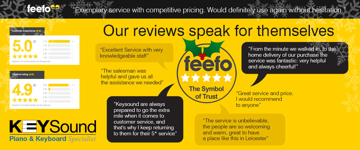 Please read our feedback from our customers