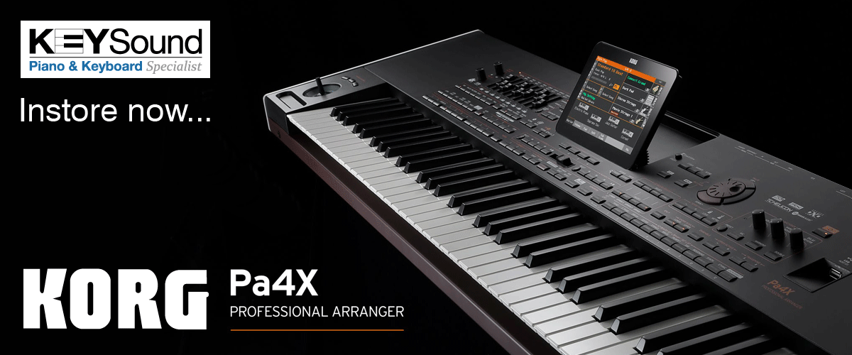 Try the Korg PA4X the keyboard amongst keyboards