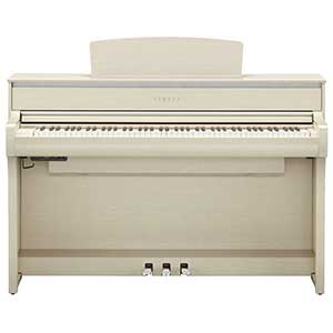 >Yamaha CLP775 Digital Piano in White Ash