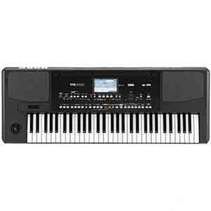 Korg PA300 Professional Arranger in Black