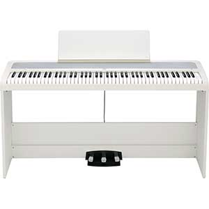 Korg B2SP Digital Piano in White  title=