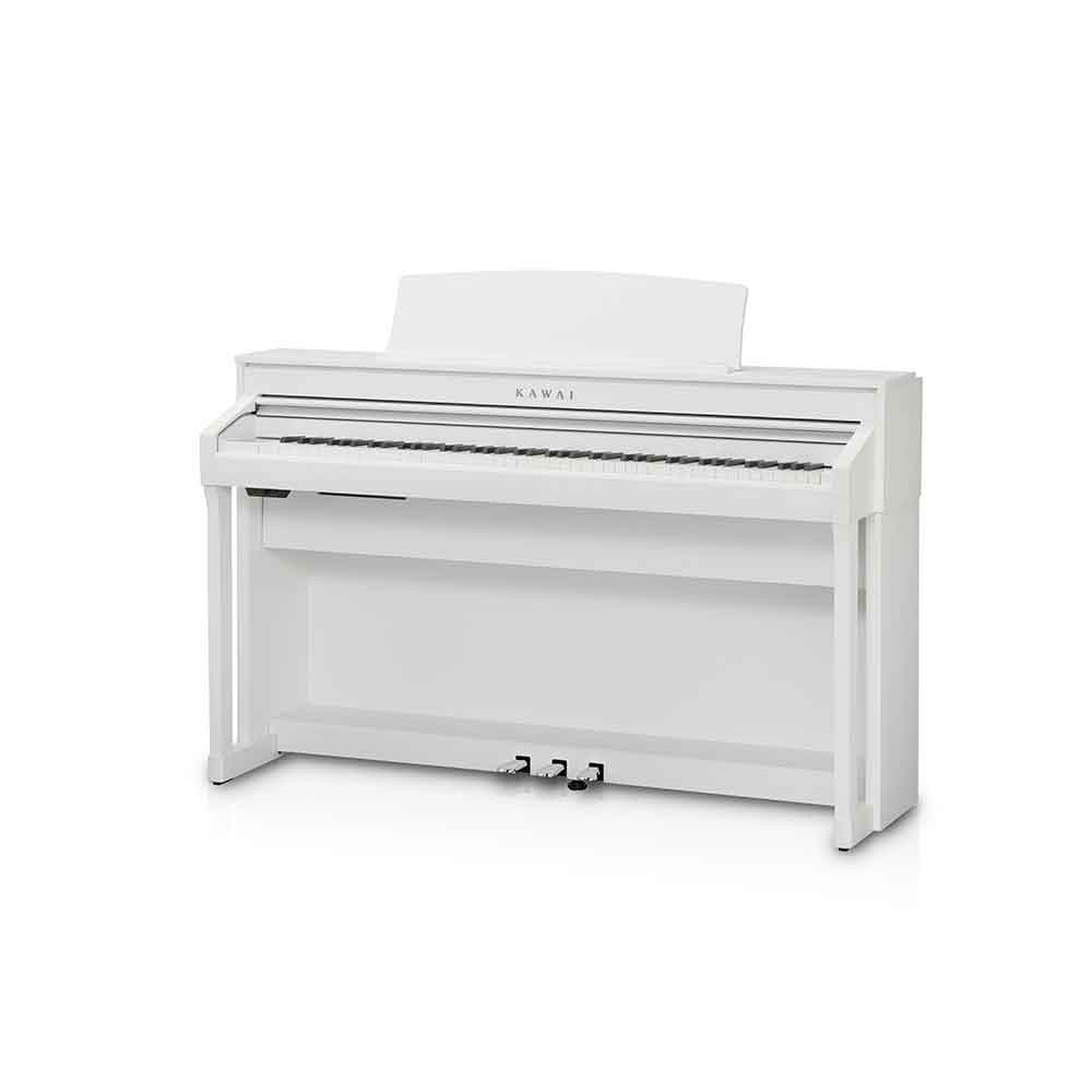Kawai CA78 Digital Piano in Satin White