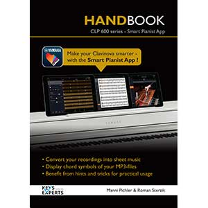 Handbook For Clavinova CLP635, CLP645, CLP665GP, CLP675, CLP685 and CLP695GP