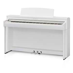 >Kawai CN39 Digital Piano in Satin White