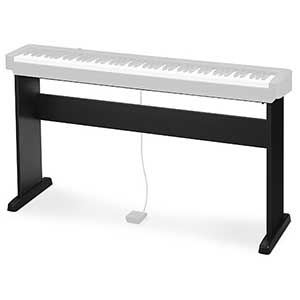 Casio CS46P Stand to fit the CDPS100 and CDPS350 Digital Pianos in Black
