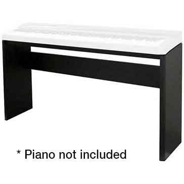 Casio CS67P Stand to fit the PX160, PX350, PX360, PX5S and PX560 Digital Pianos in Black