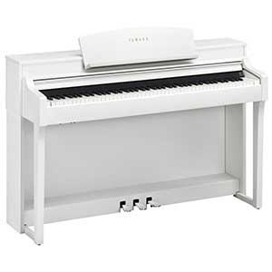 Yamaha adds a new series of Clavinova's The CSP Series, CLP170  and CLP150