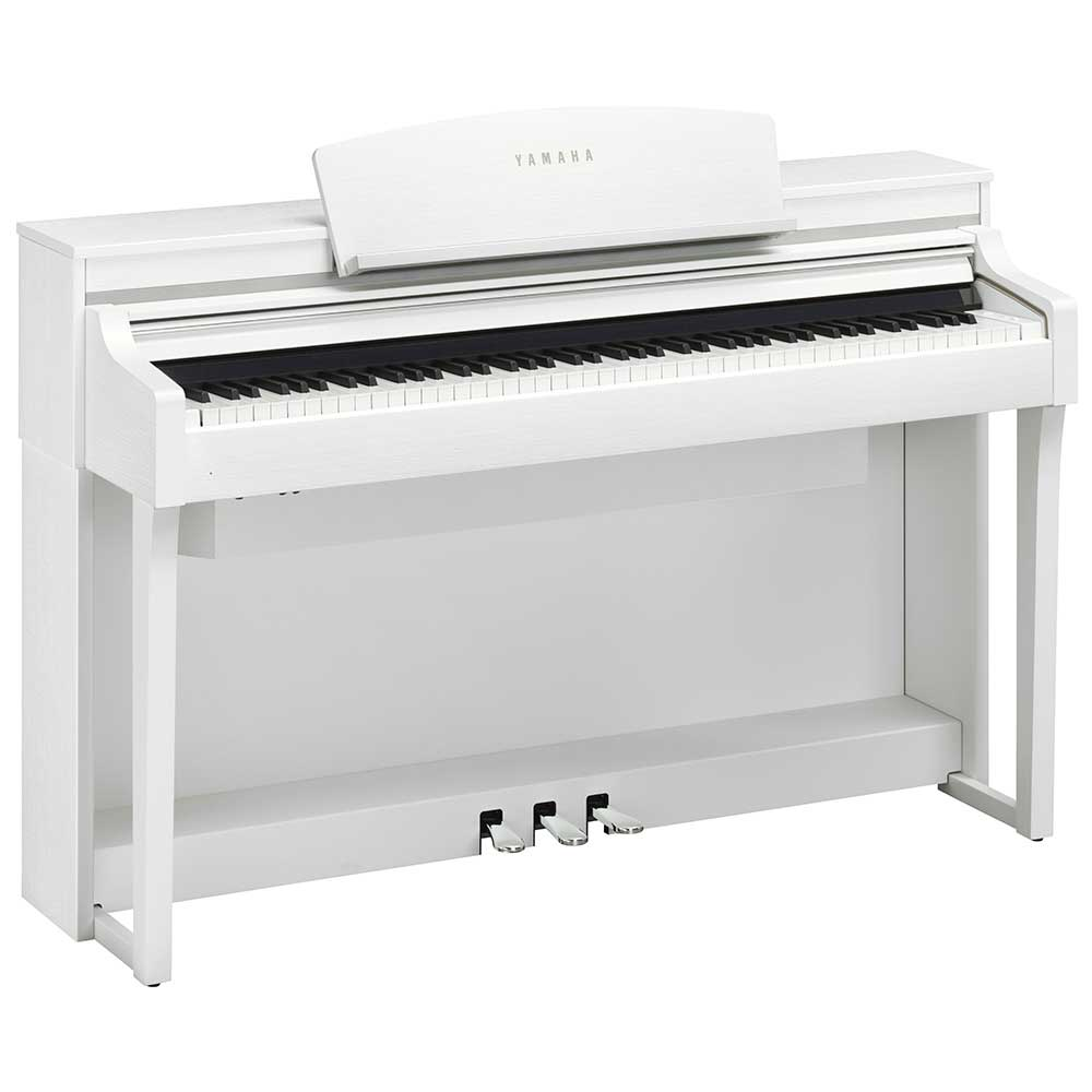 Yamaha CSP170 Clavinova Digital Piano in White