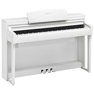 >Yamaha CSP170 Clavinova Digital Piano in White