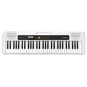 Casio CTS200 Keyboard in White