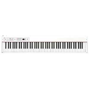 Korg D1 Digital Piano in White  title=