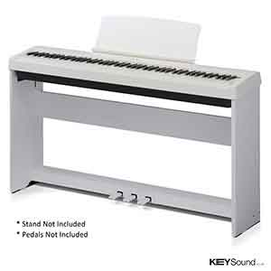 Now available the Kawai ES100 Digital Piano In White