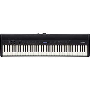 Roland Ex-Display FP60 Digital Piano in Black  title=