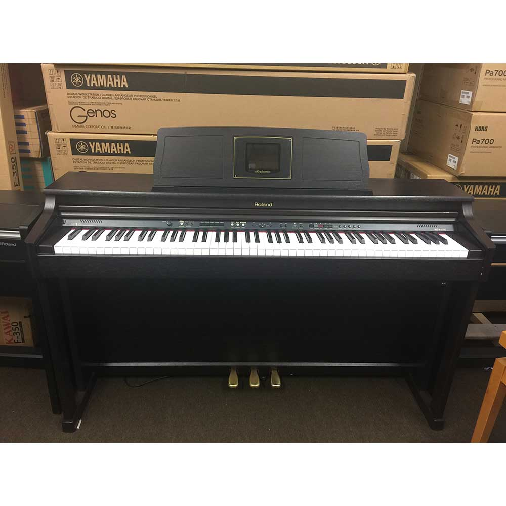Roland HPi6S Digital Piano in Rosewood