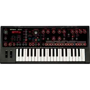 Roland JDXI Synthesizer in Black