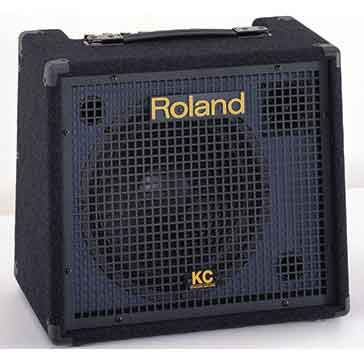 Roland KC150 Keyboard Amplifier in Black