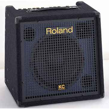 Roland KC350 Keyboard Amplifier in Black