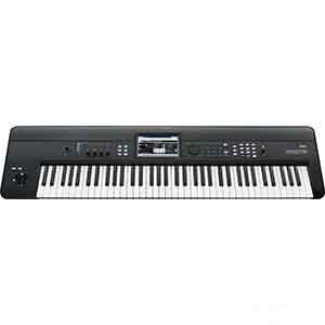 Korg Krome 73 Music Workstation in Black