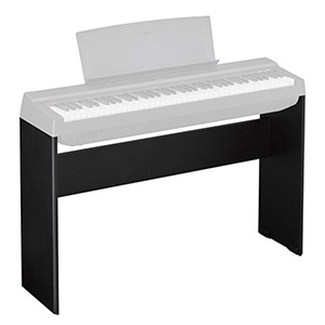 Yamaha L121 Stand For The Yamaha P121 Digital Piano in Black