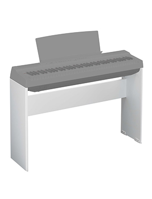 Yamaha L121 Stand For The Yamaha P121 Digital Piano in White