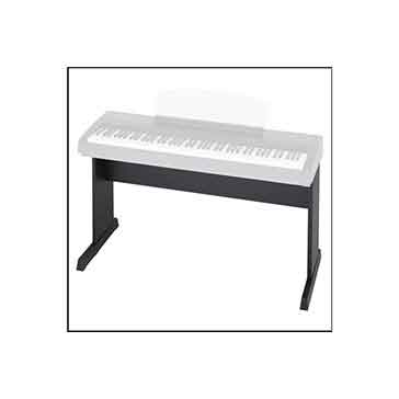 Yamaha L140 Stand for the Yamaha P155 Digital Pianos in Black