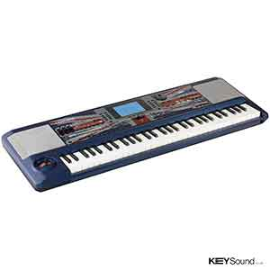 Meet the Korg Liverpool Professional Arranger Keyboard