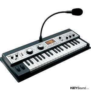 Korg Pre-Owned MicroKorg XL in Silver