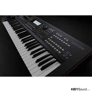 Yamaha presents the new MOXF6 Keyboard