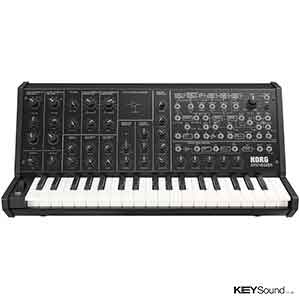 Korg MS20 Mini Synthesizer in Black