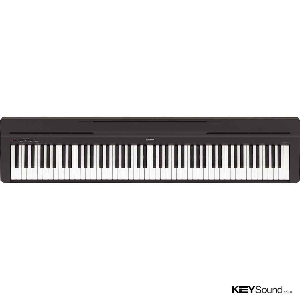 Yamaha P45 Digital Piano in Black