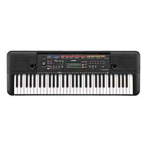 Yamaha PSRE263 Keyboard in Black