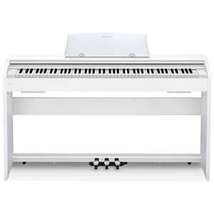Casio PX770 Digital Piano in White
