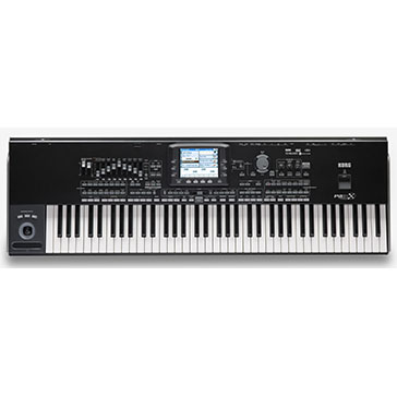 Korg PA3X NEW Operating System OS 1.63 OUT NOW!!