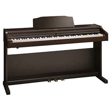 The All New Roland RP401R Digital Piano