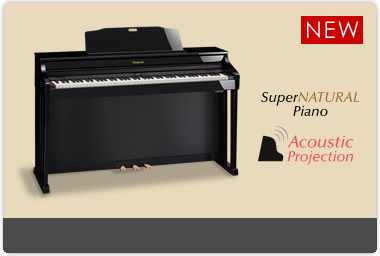 New Roland Pianos Coming Soon?