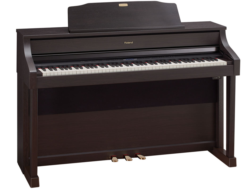 Roland HP508 piano January 2014