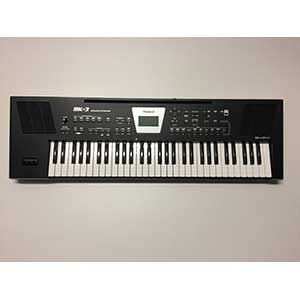 Roland Pre-Owned BK3 Arranger Keyboard in Black