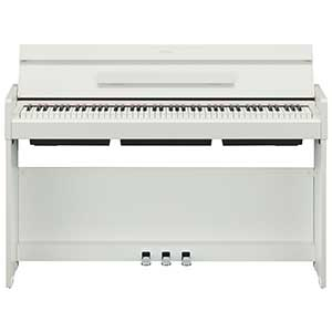 Yamaha YDPS34 Digital Piano in White