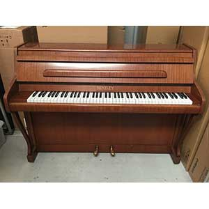 Bentley Pre-Owned Acoustic Piano in Oak