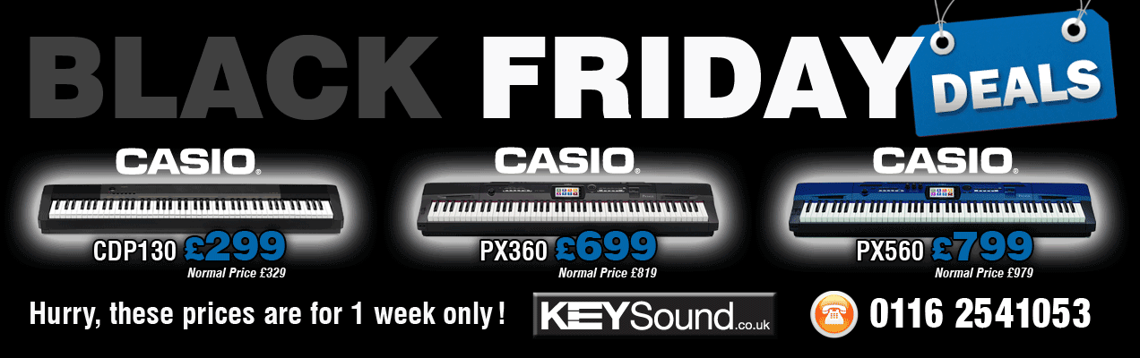 Keysound Black Friday Deals 2016