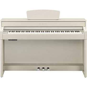 Now on Display the Yamaha CLP535 Digital Piano in White Ash at Keysound