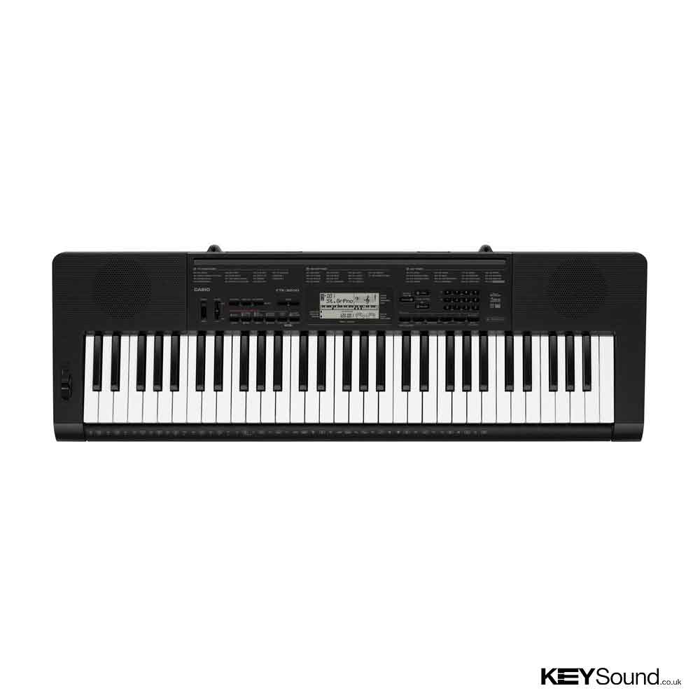 Casio CTK3200 in Black