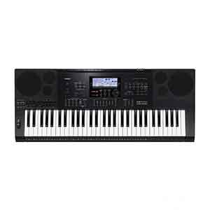 Casio CTK7200 in Black