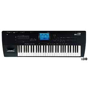Korg I30 HD Interactive Music Workstation in