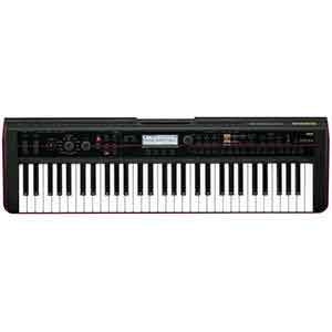 Korg Pre-Owned Kross 61 Key Music Workstation in Black and Red