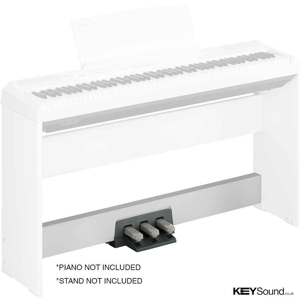 Yamaha LP5AWH Three Pedal Unit for the Yamaha P115 Digital Piano in White