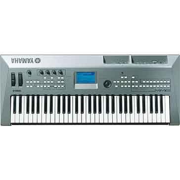 Yamaha MM6 in Silver