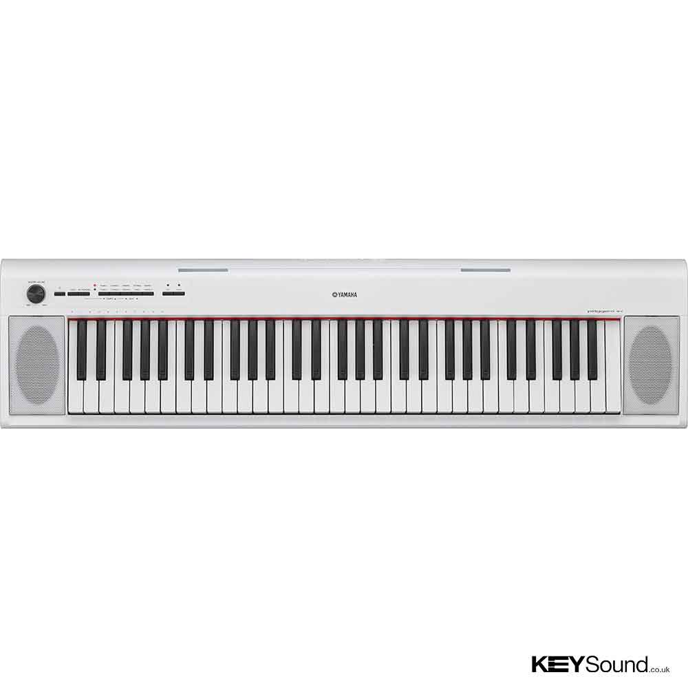 Yamaha NP12 in White