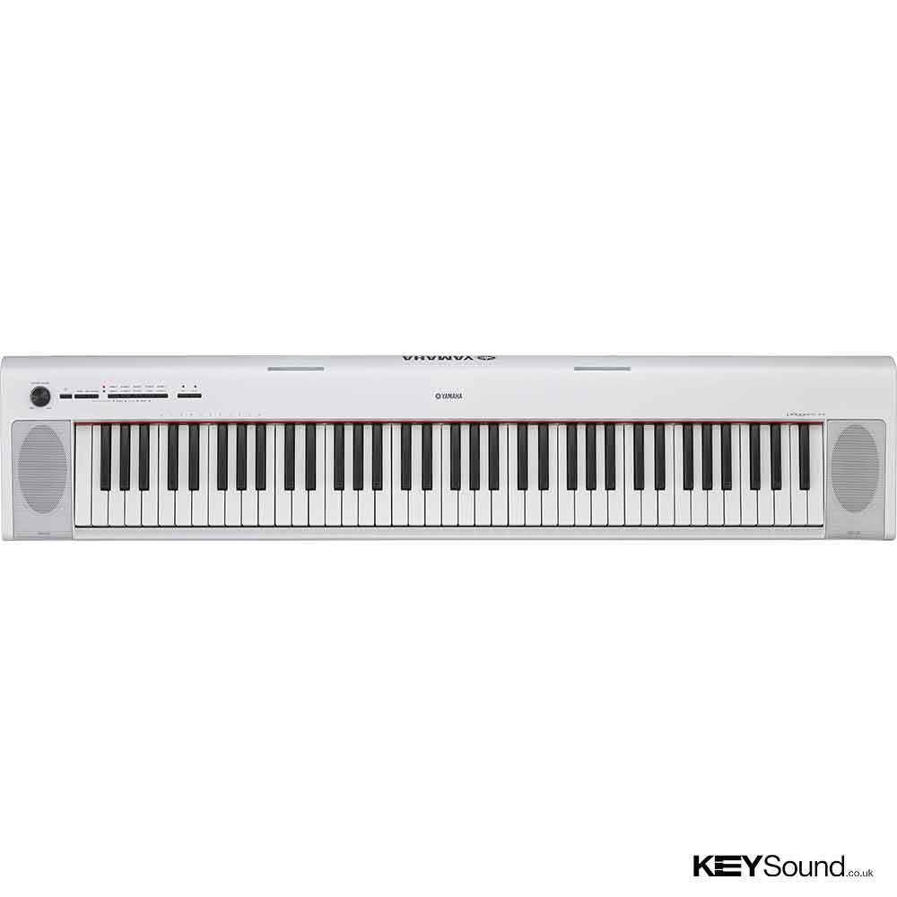 Yamaha NP32 in White
